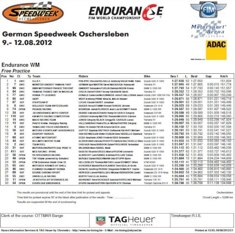 [Endurance] 8 Heures d'Oschersleben, 11 août 2012 8hfp10