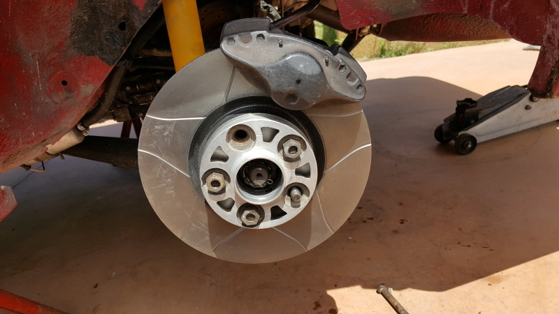 Alfa 75 turbo rouge de piste - Page 2 20160615