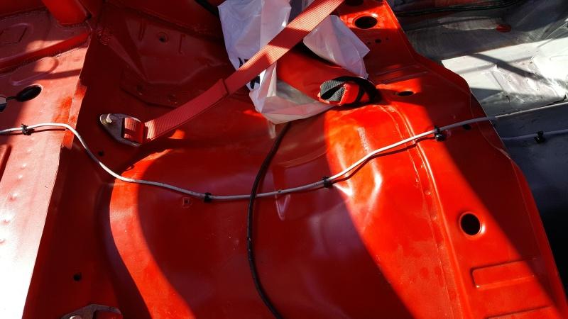 Alfa 75 turbo rouge de piste - Page 2 20160618