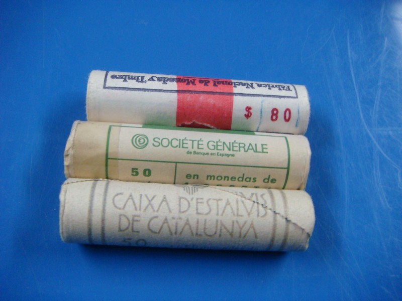 1 peseta plateada de 1975 20-37-10