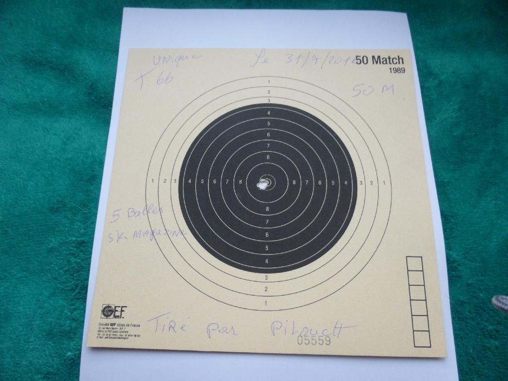 le plus beau de ma vie de tireur a 50m P1000511