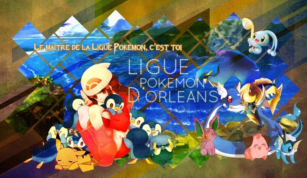 Ligue Pokémon d'Orléans