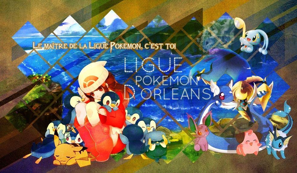 Ligue Pokémon d'Orléans