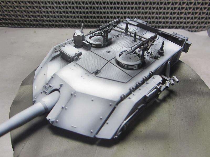 Italian C1 Ariete MBT Img_8912