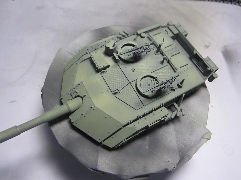Italian C1 Ariete MBT Img_8915