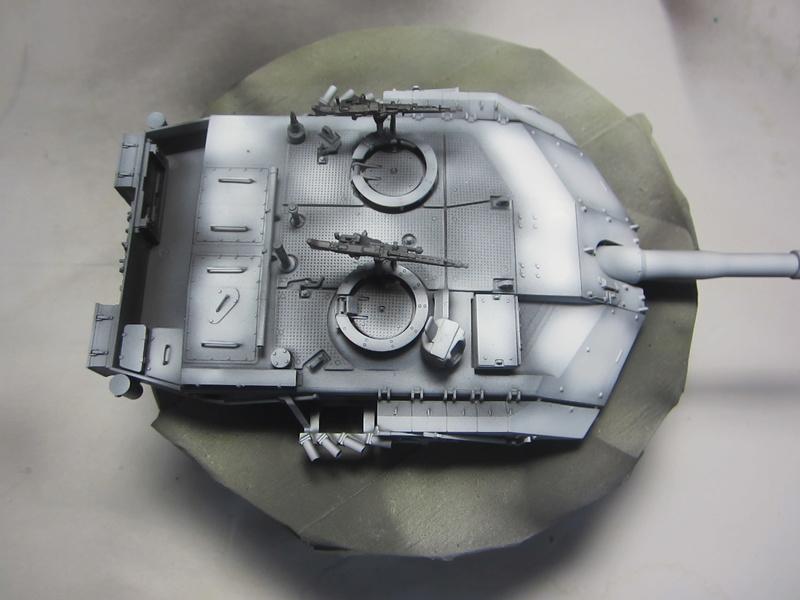 Italian C1 Ariete MBT Img_8916