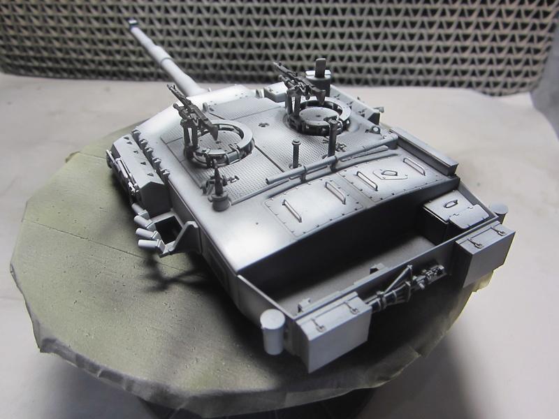 Italian C1 Ariete MBT Img_8917