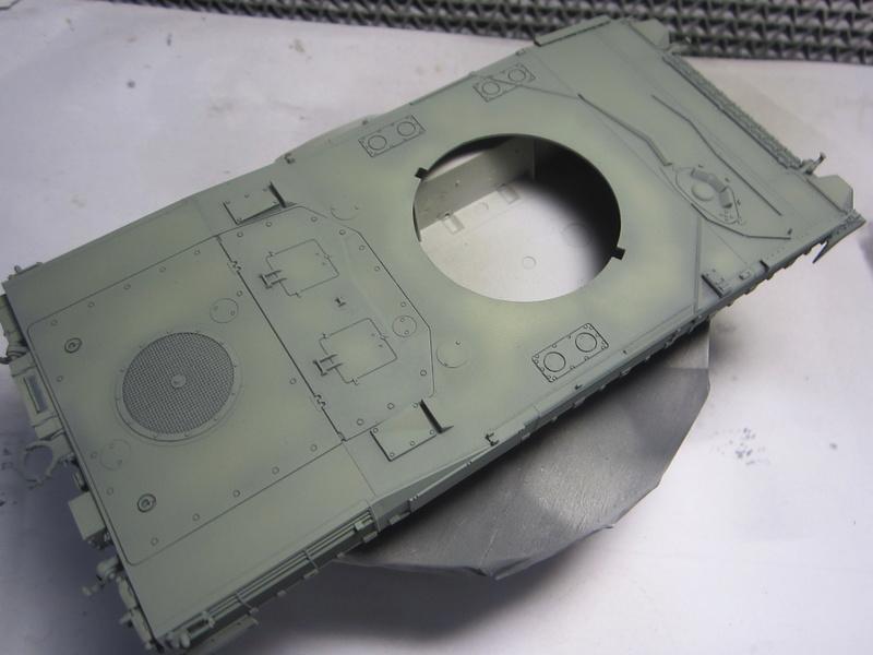 Italian C1 Ariete MBT Img_8919