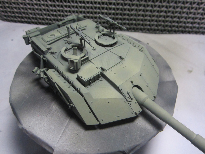 Italian C1 Ariete MBT Img_8920