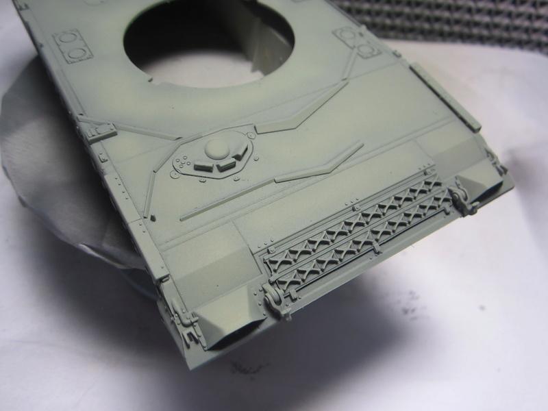 Italian C1 Ariete MBT Img_8922