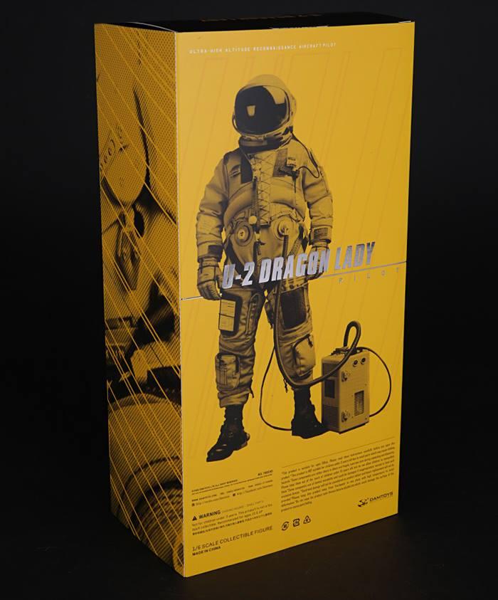 PILOTE U2 - 1/6 - DAMTOYS 13895410