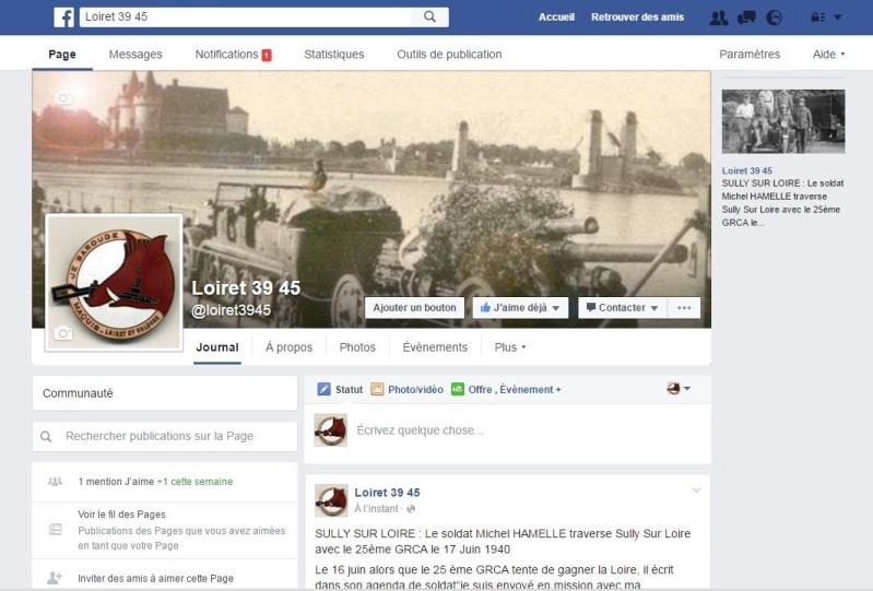 Loiret 39 - 45 est maintenant sur Facebook Captur10