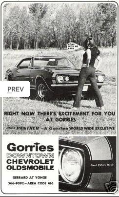 Panther - La Camaro Black Panther 1967 - Un Muscle car de rue des plus rare Panthe11