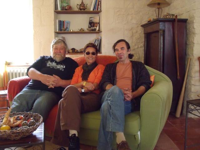 Blues In Chédigny : Le feuilleton de l'été. Dscf3510