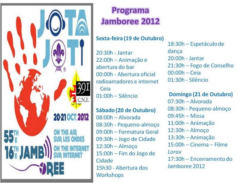 Jamboree 2012 no 391 Stº. António das Antas 211