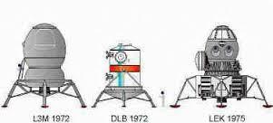 Lunar Excursion Module – Grumman – 1962 – 1/48éme par Tezio Rus10