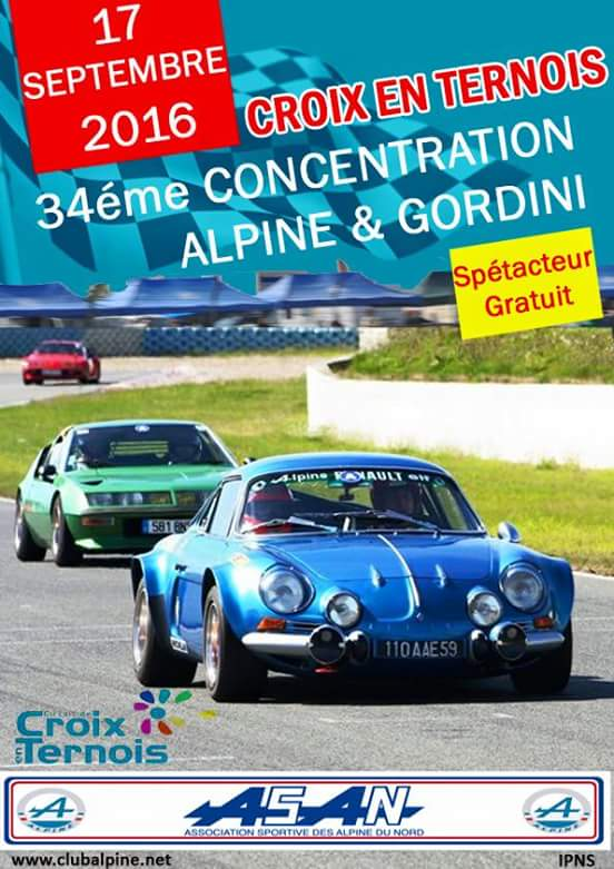 [62][17/09/2016] 34è concentration Alpine & Gordini Fb_img10