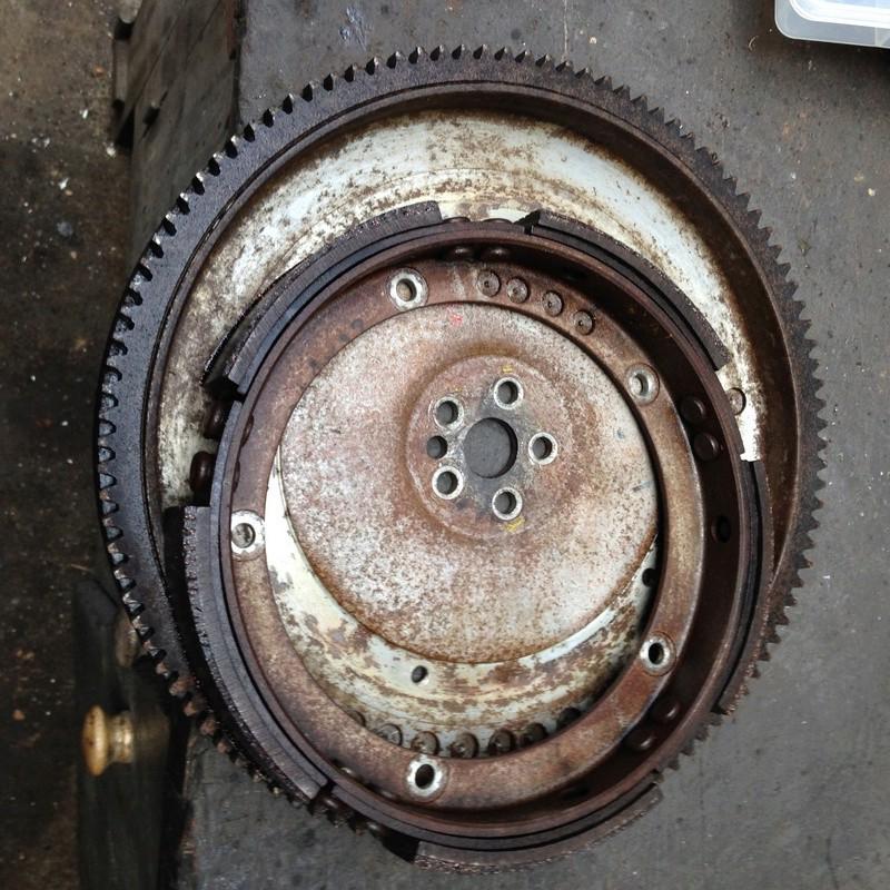 Rénovation complète d'un embrayage centrifuge 2cv Img_1812