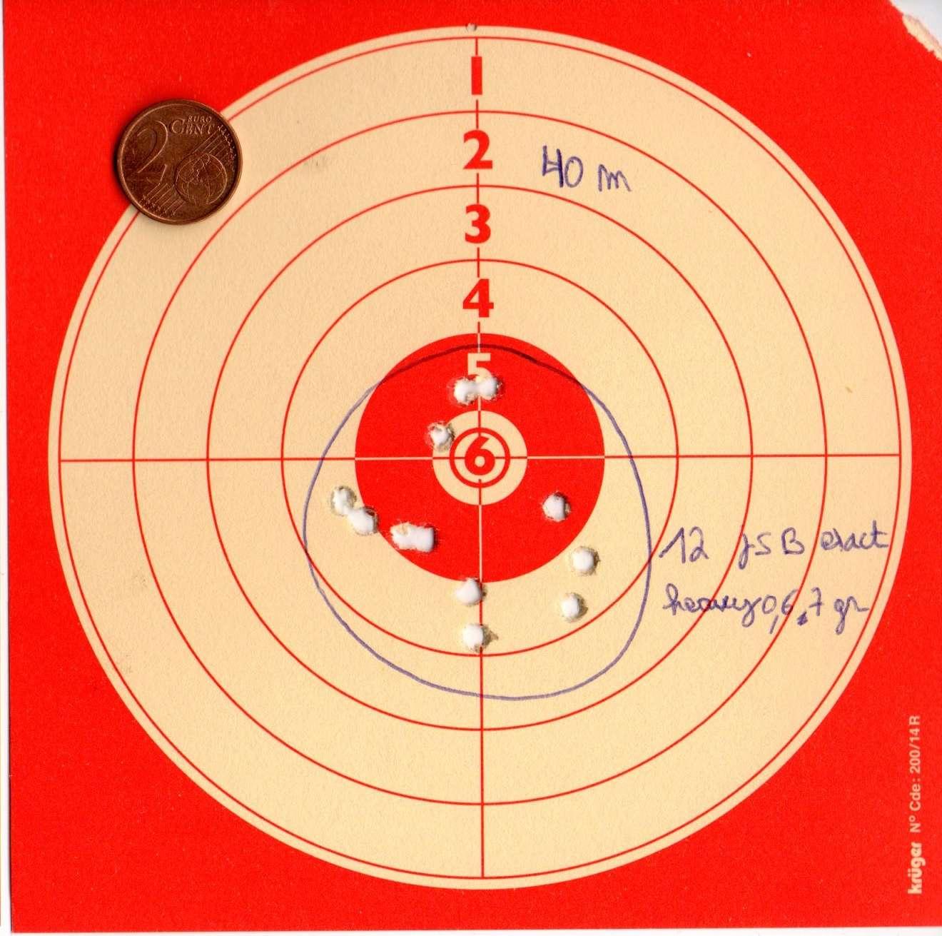Walther LGV 4,5 à 40m C210