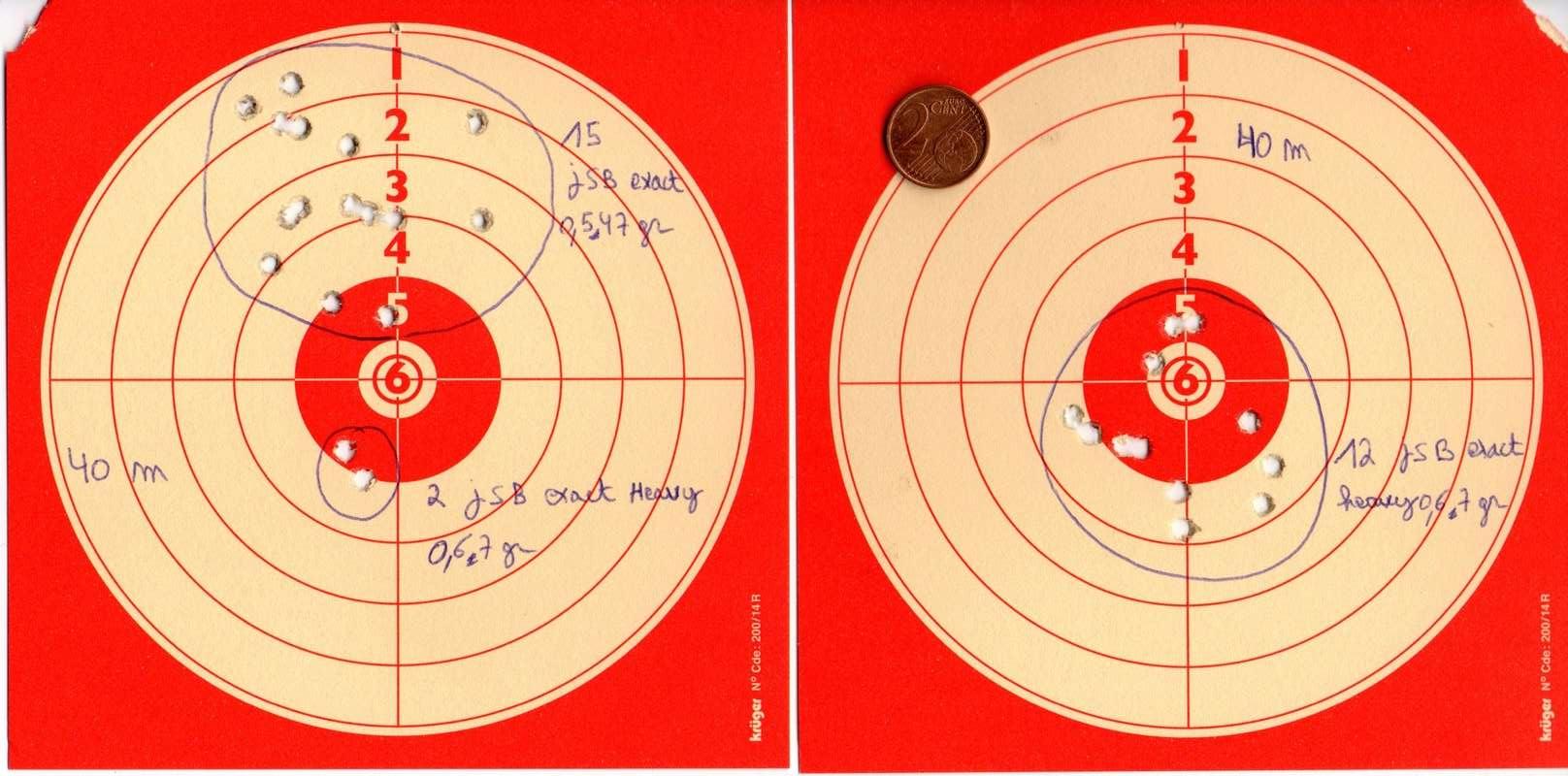 Walther LGV 4,5 à 40m Carton10