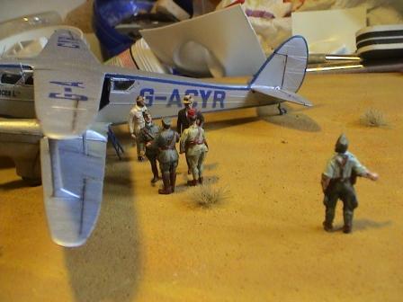 [Heller] De Havilland DH89 Dragon Rapide + Conversion DH 84 Dragon Dh3710