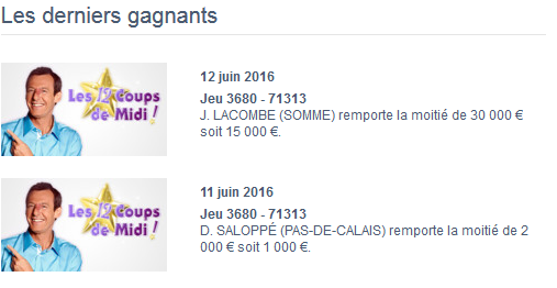 Discussion sur l' Etoile de TF1 du  1er juin   2016 - Page 9 Captur12