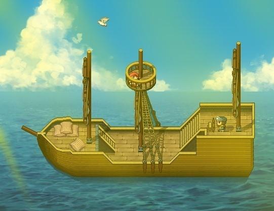 Votes du concours de mapping à thème n°12 : L'univers marin. Concou10