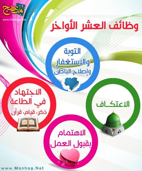وظائف العشر الأواخر من رمضان Tensjo10