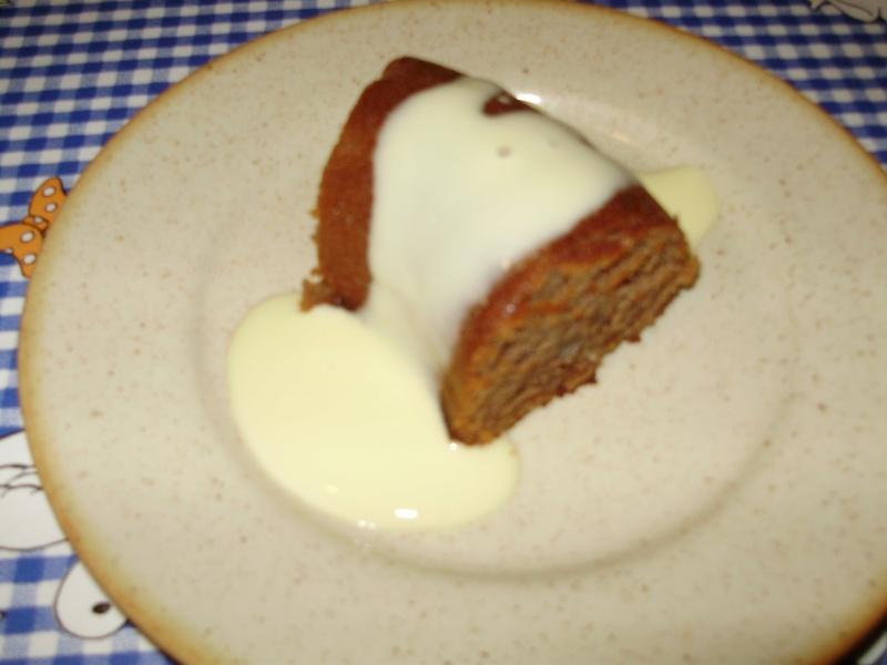 gâteau au chocolat et pommes de terre Gateau10