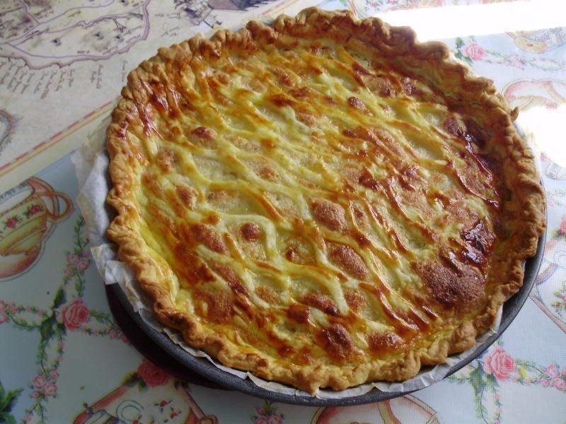 tarte amandine aux poires Tarte_11