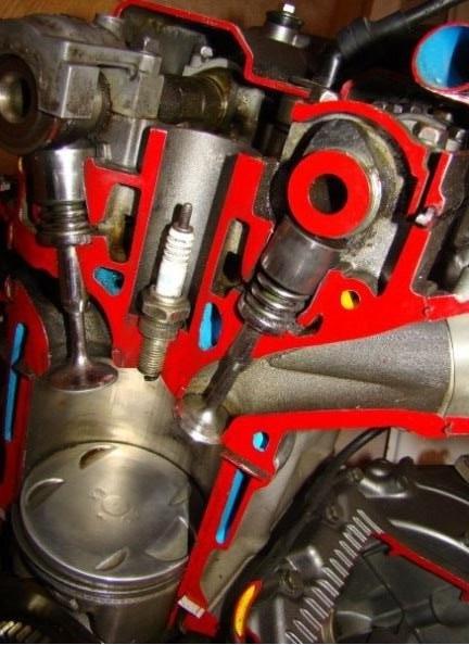 Eclaté moteur XTZ 750 Coupe_25