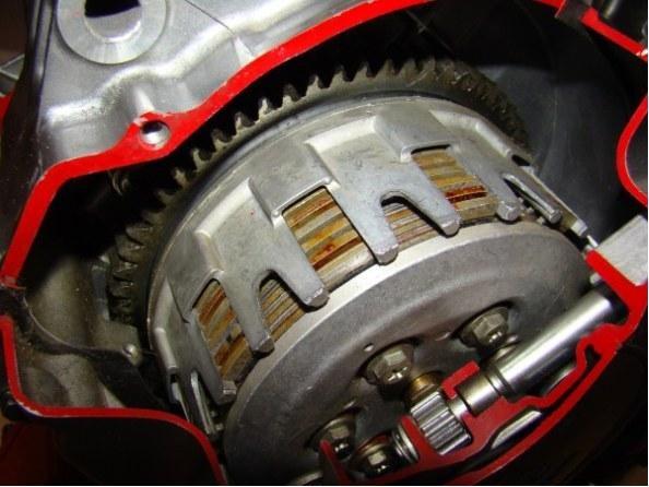 Eclaté moteur XTZ 750 Coupe_29