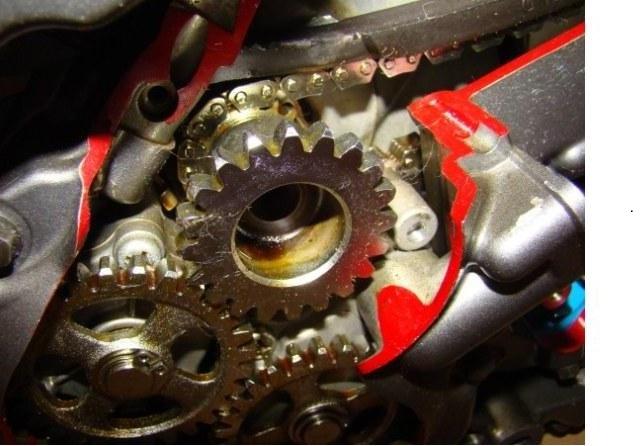 Eclaté moteur XTZ 750 Coupe_32