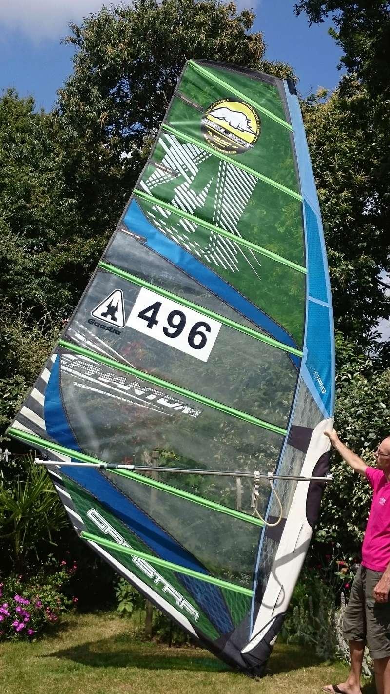Gaastra Phantom 7.8m2   170 € (Vendue) Dsc_3112