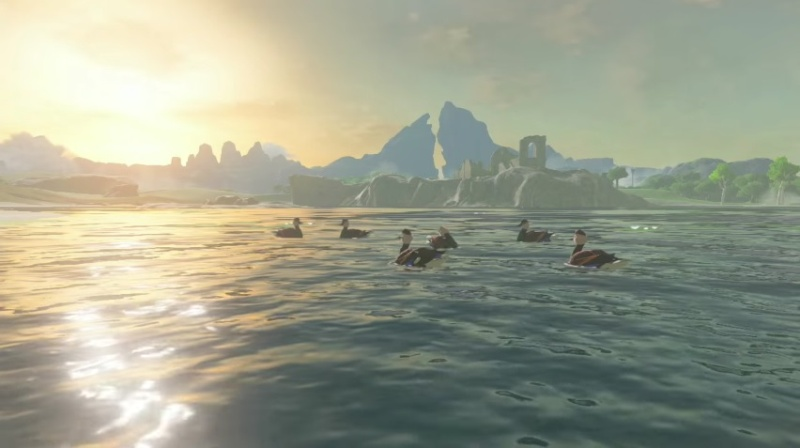 Analyse du trailer de Breath of Wild Breath13