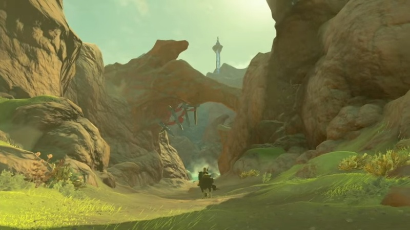 Analyse du trailer de Breath of Wild Breath14