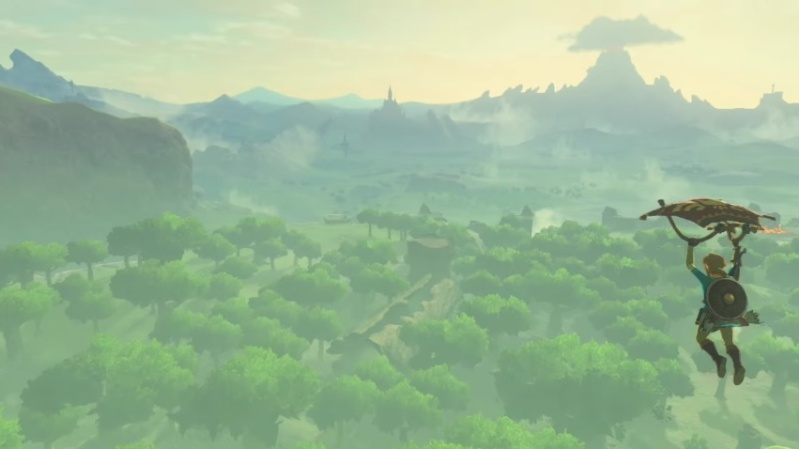 Analyse du trailer de Breath of Wild Breath15