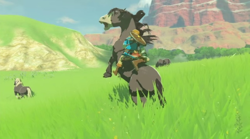 Analyse du trailer de Breath of Wild Breath16