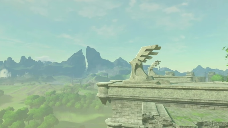 Analyse du trailer de Breath of Wild Breath17