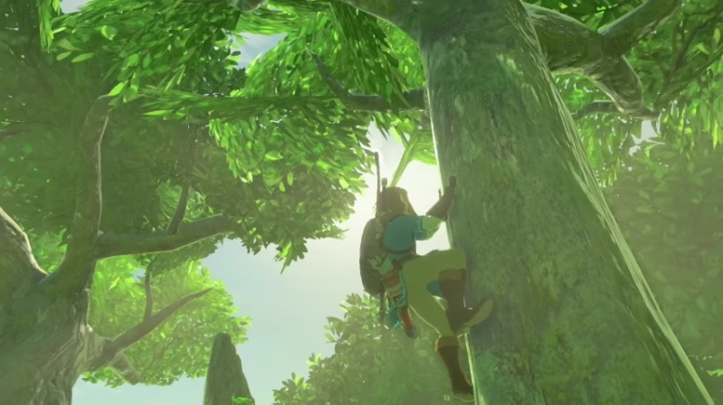 Analyse du trailer de Breath of Wild Breath20