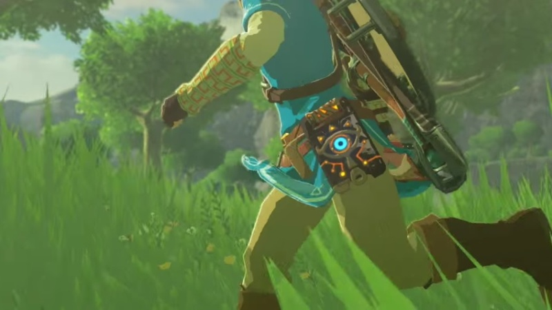 Analyse du trailer de Breath of Wild Breath24