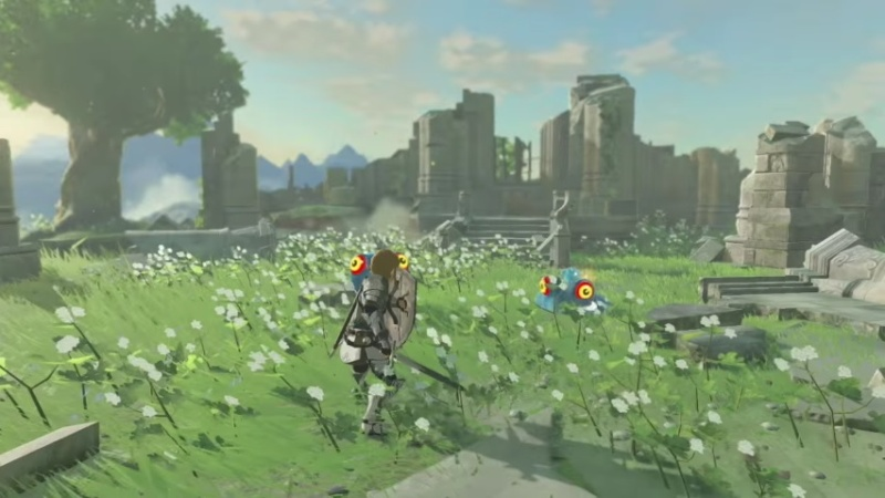 Analyse du trailer de Breath of Wild Breath26