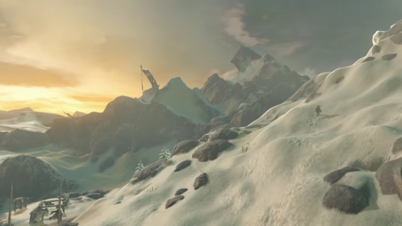 Analyse du trailer de Breath of Wild Breath28
