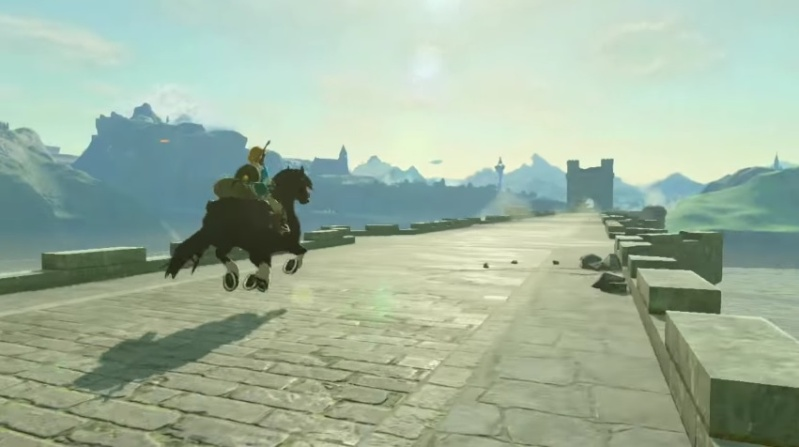 Analyse du trailer de Breath of Wild Breath31
