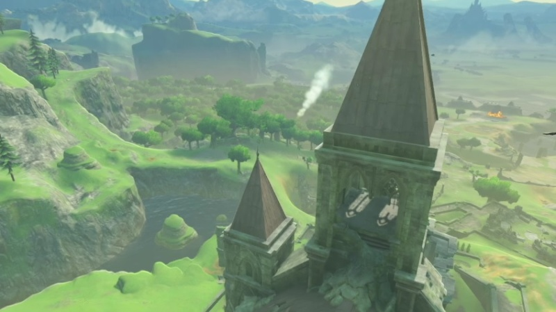 Analyse du trailer de Breath of Wild Breath33