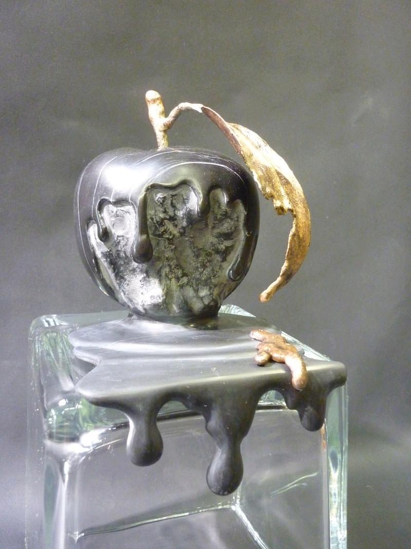 Désir suave  (marbre / Cuivre) Dysir_10