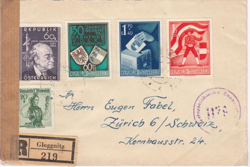 Sammlung Bedarfsbriefe Österreich ab 1945 - Seite 7 Img18