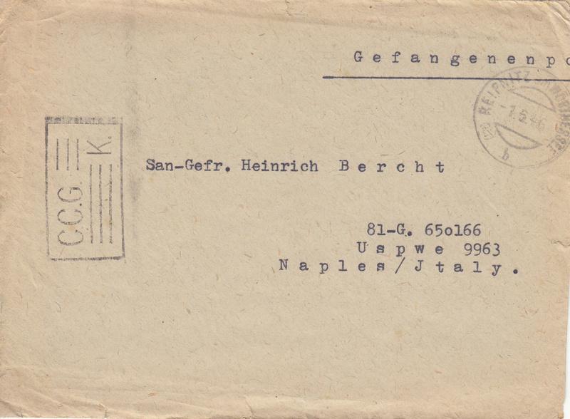 Kriegsgefangenenpost II. Weltkrieg (Österreich) Img28