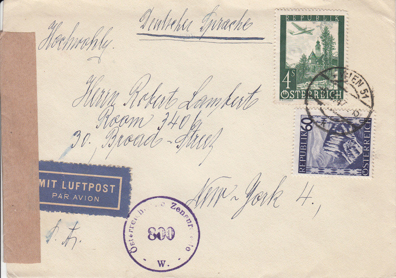 Flugpostausgabe 1947 Img45