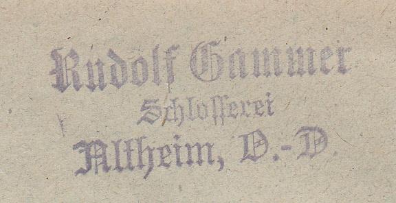 Posthornzeichnung  -  ANK 697-713  -  Belege - Seite 2 Img_0028